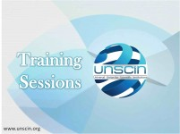 Trainig Sessions UNSCIN