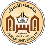 ISRAA UNIVERSITY Logo