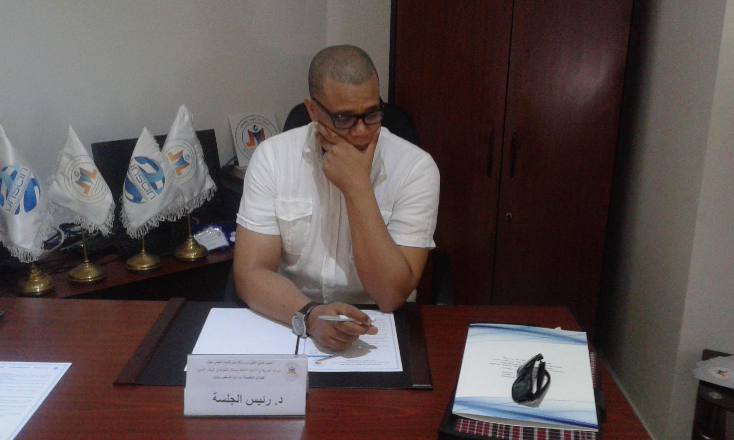 الدكتور عبد الحق عمر بلعابد